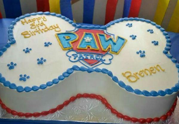 fiesta patrulla canina 13 - 30 ideas para organizar una fiesta de La Patrulla Canina
