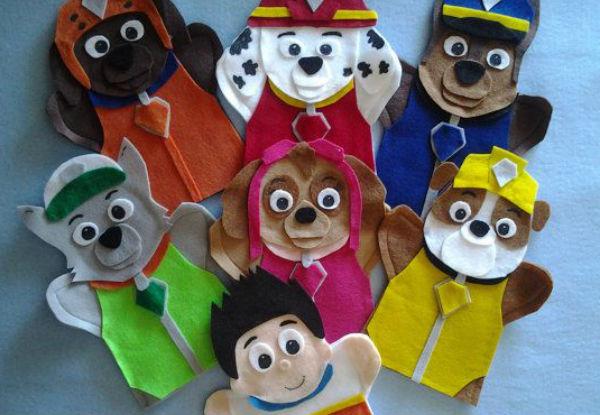 fiesta patrulla canina 24 - 30 ideas para organizar una fiesta de La Patrulla Canina
