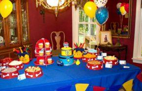 30 ideas para organizar una fiesta de La Patrulla Canina