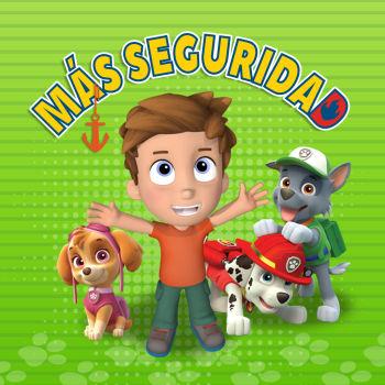 juegos de la patrulla canina mas seguridad - Juegos de La Patrulla Canina