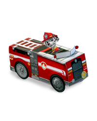 patrulla canina vehiculo marshall - Manualidades