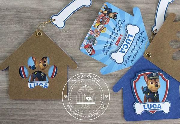 fiesta patrulla canina 2 - 30 ideas para organizar una fiesta de La Patrulla Canina