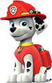 patrulla canina manualidades - Despegue