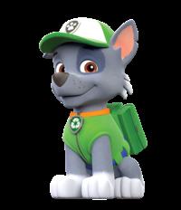 personaje rocky - Los Personajes