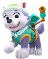 personajes patrulla canina - Despegue