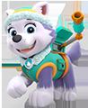 personajes patrulla canina - Dibujos para colorear